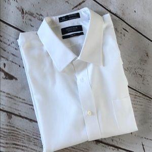 Nordstrom Men's Smart Care Non Iron Dress Shirt